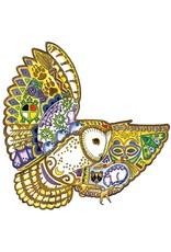 Barn Owl par Sue Coccia Montée sur Passe-Partout