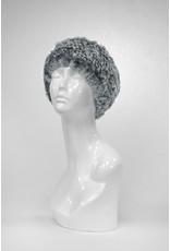 Knitted Rabbit Fur Headband