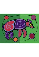 Bear by Jim Oskineegish Card