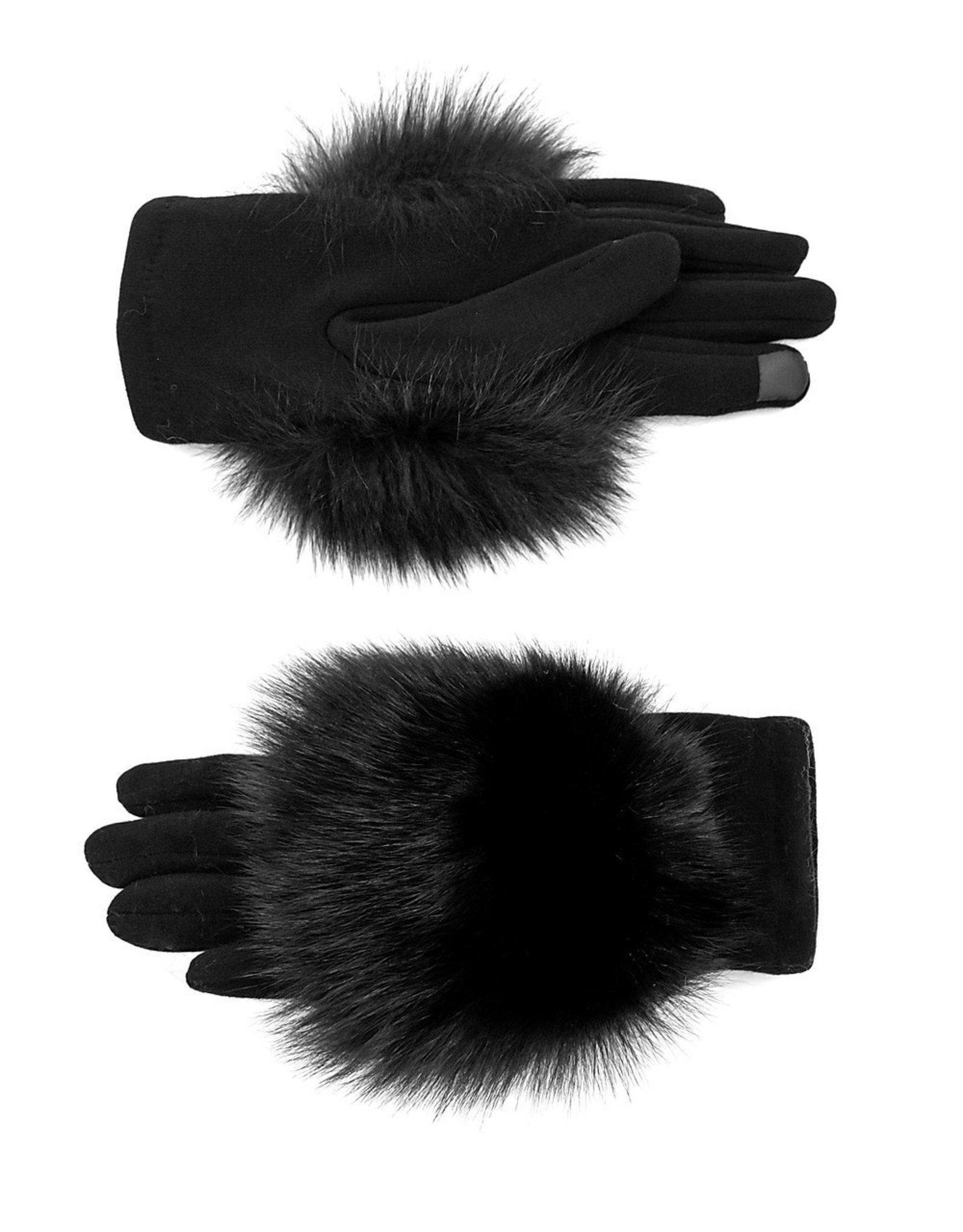 Gloves with Fox - GLMK61