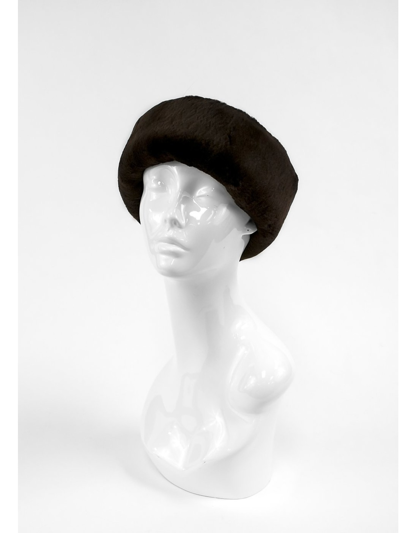Sheared Beaver Headband/Scarf