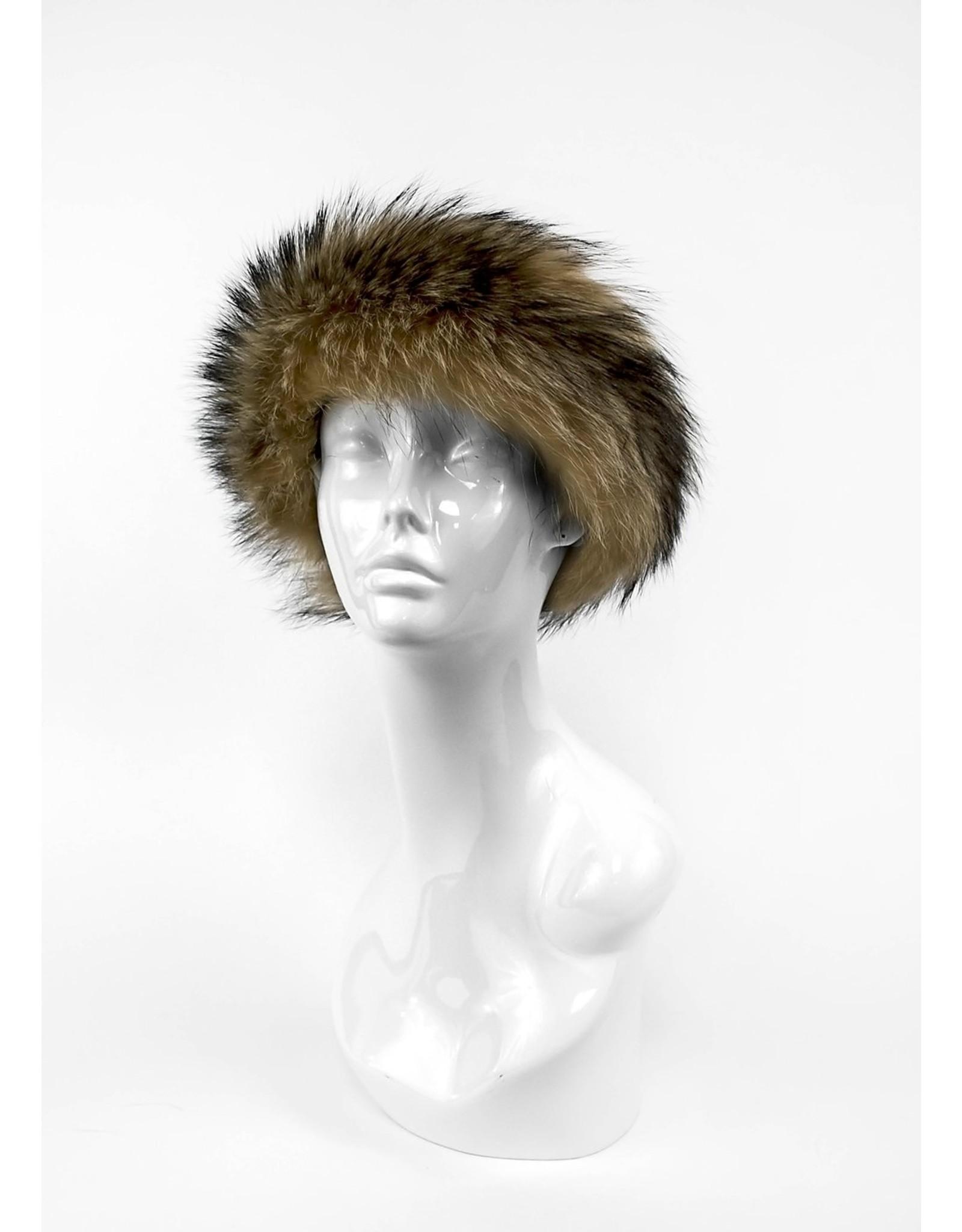 Finn Raccoon Headband - HB100R