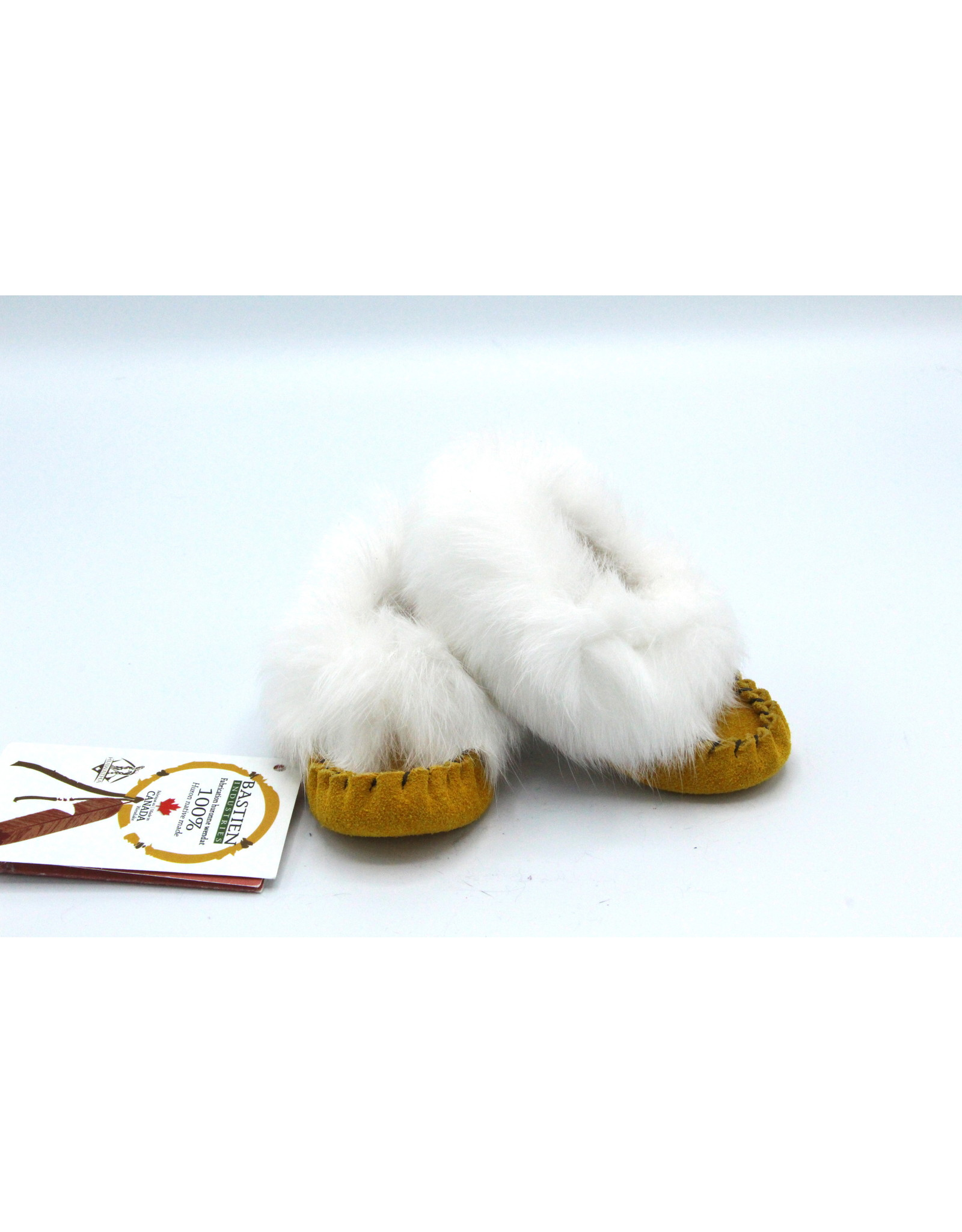 Baby Fur Moccasin