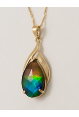 Nina Royal Gold Pendant - P234114