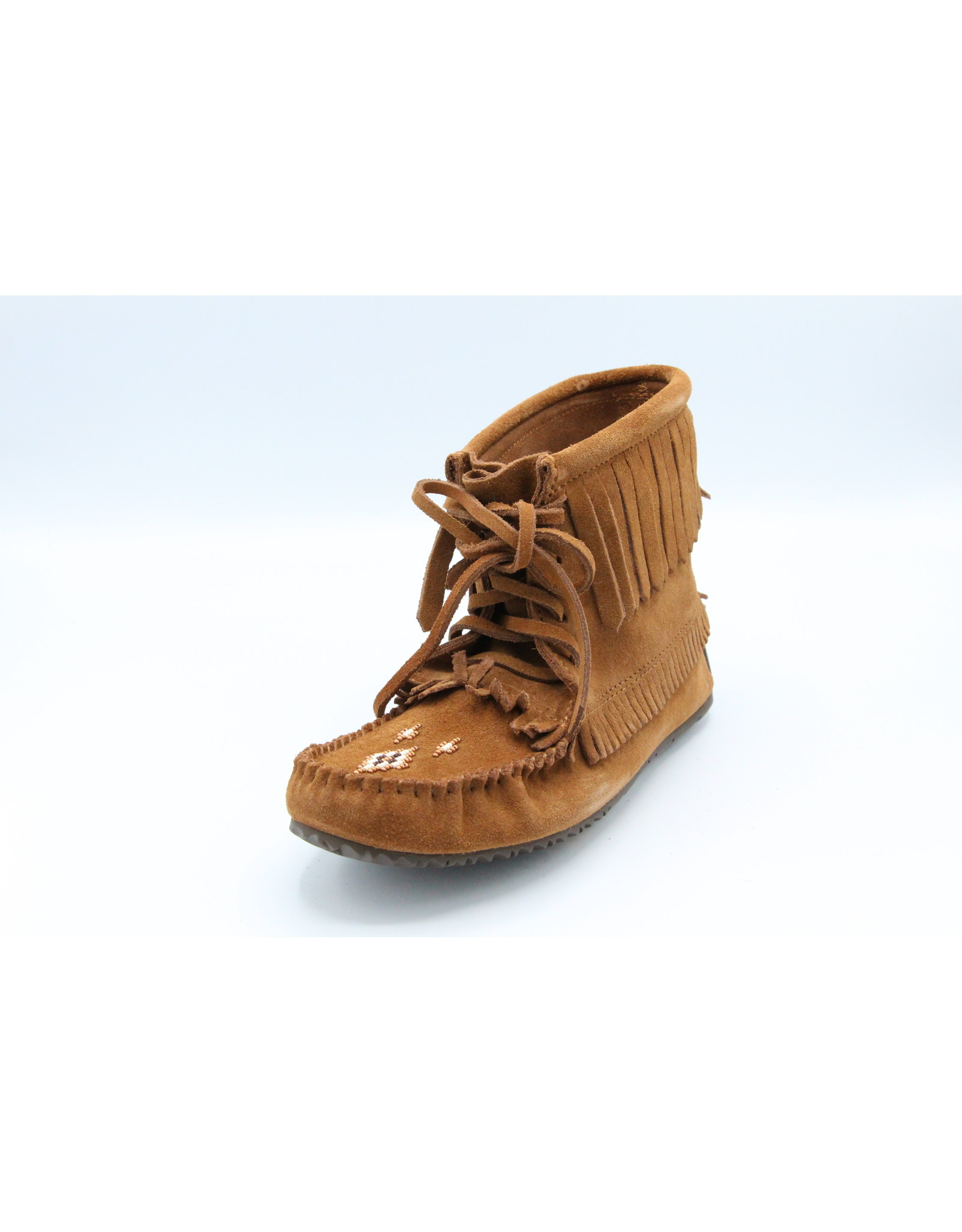 """""""Harvester"""" Suede Moccasin Boot (Unlined)"""