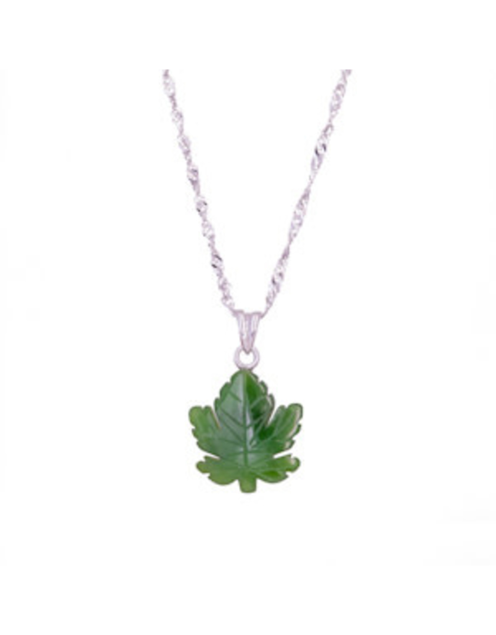 Maple Leaf Necklace - JPS65