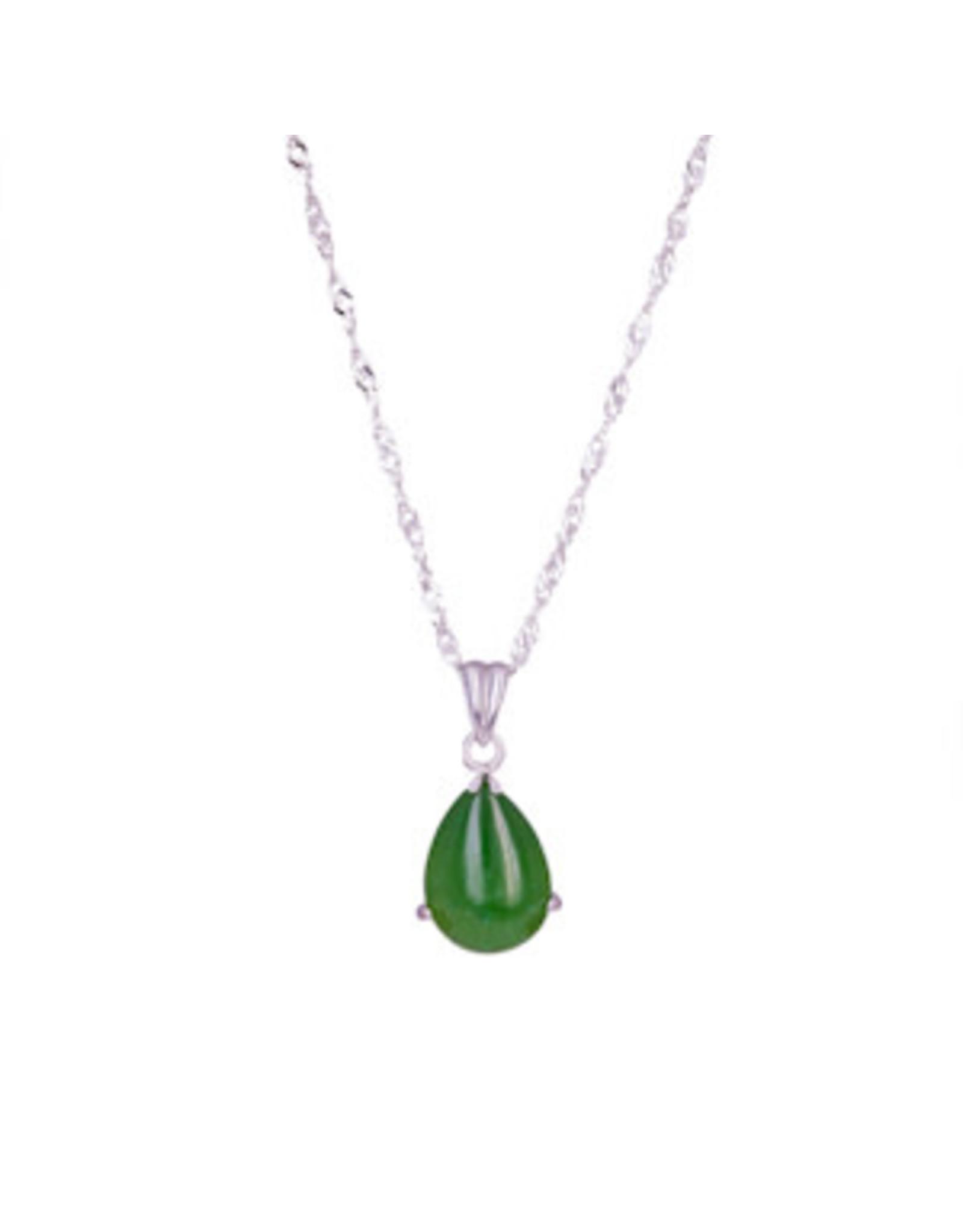 Jade Necklace - JPS45