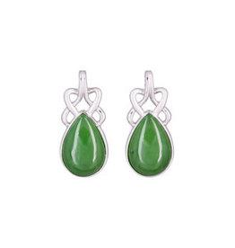 Boucle D'oreille en Jade