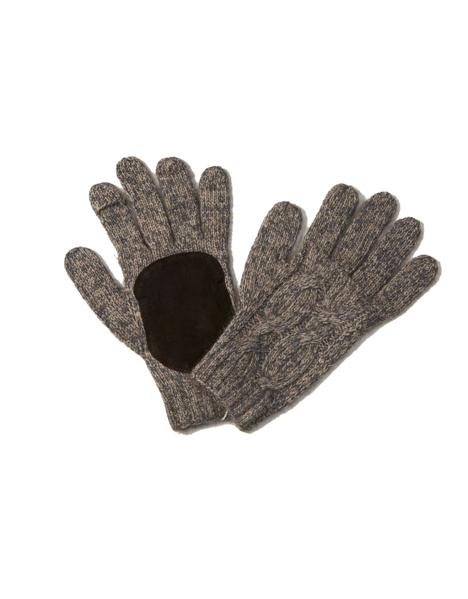 Robert Gloves - 45% Qiviuk 45% Merino 10% Silk
