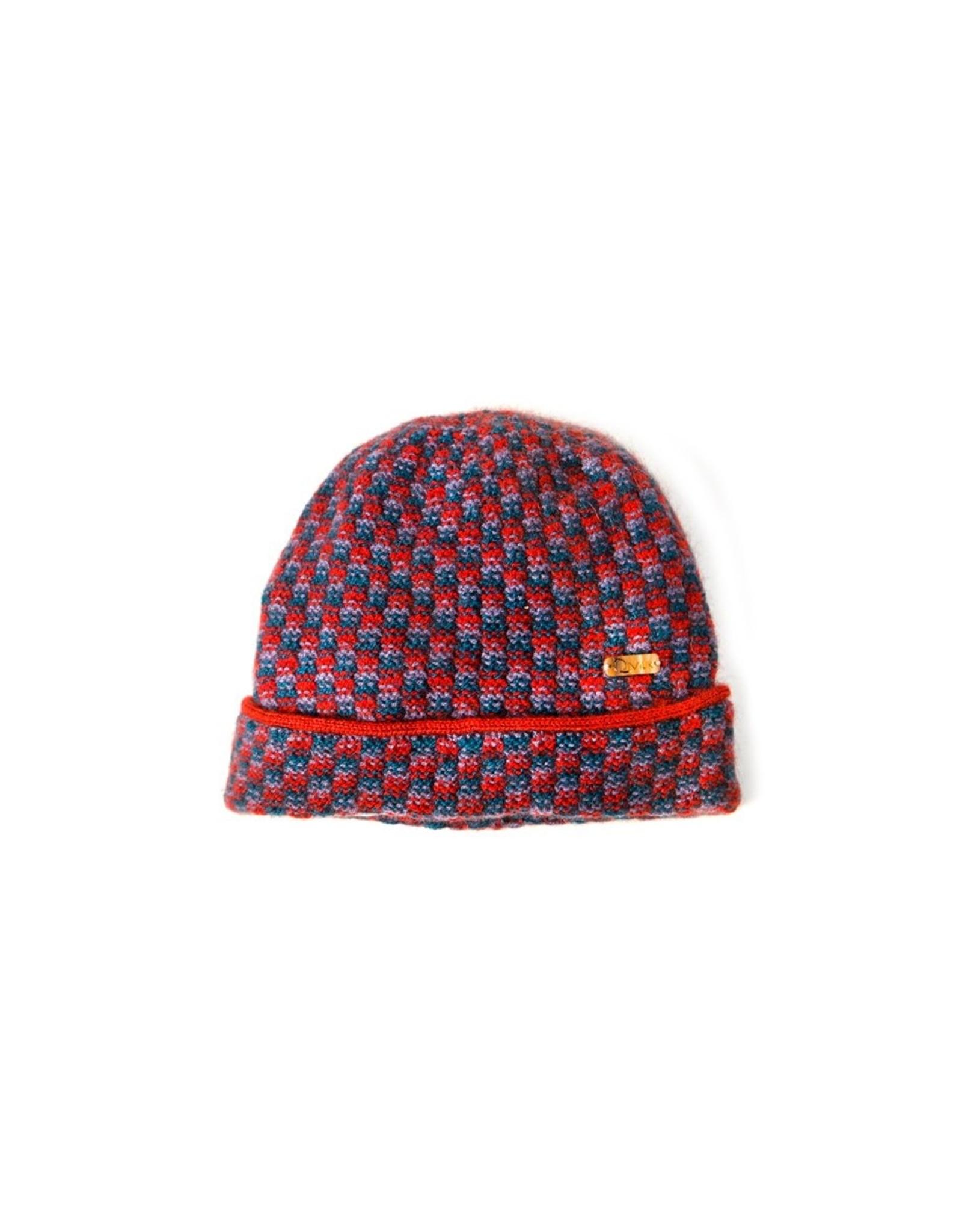 Melody Hat - 45% Qiviuk 45% Merino 10% Silk