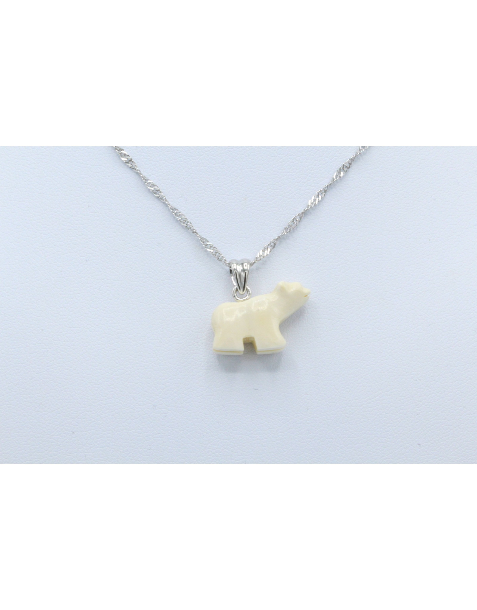 Mammoth Bear Necklace - MPS59