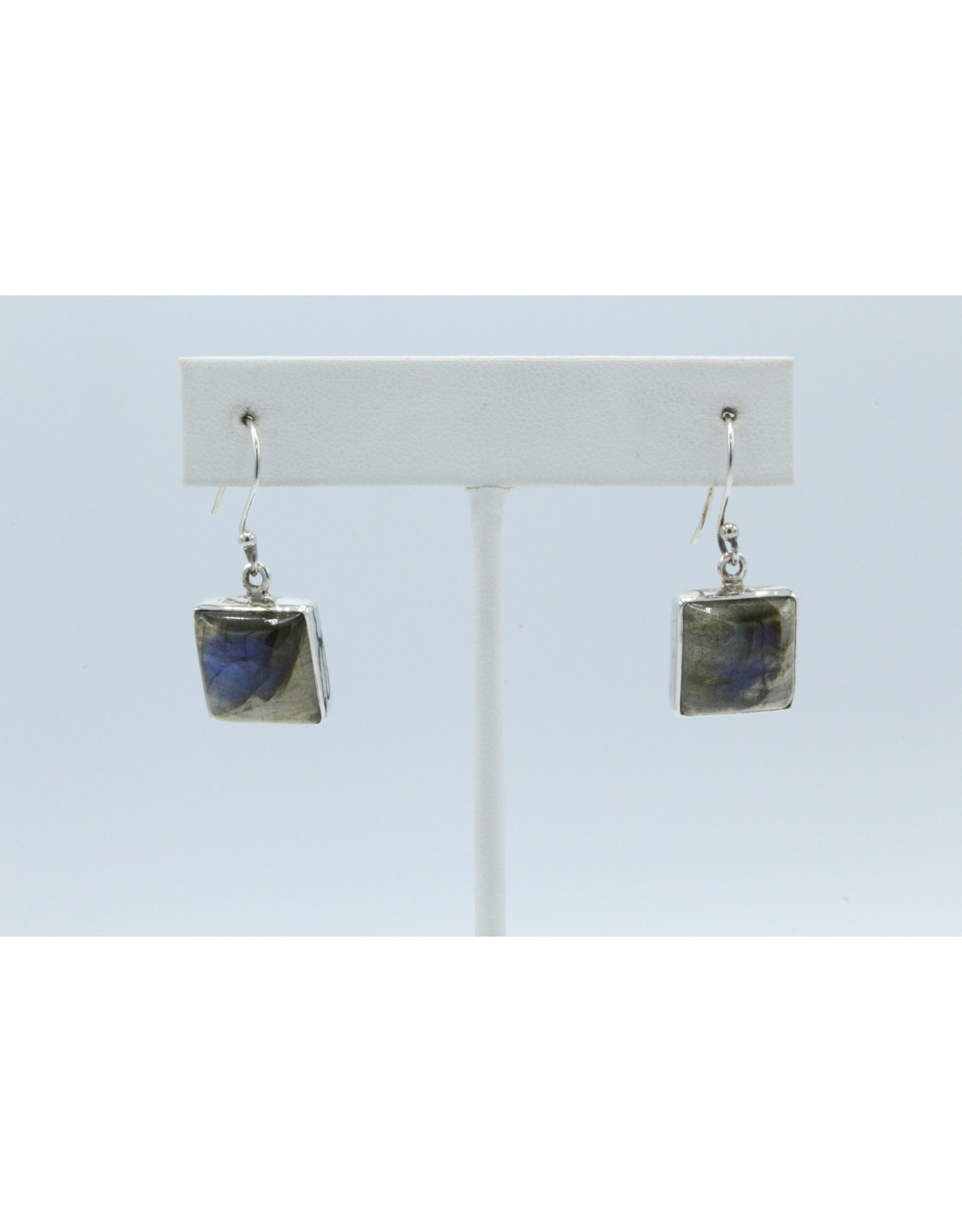 Labradorite Earrings - 104399