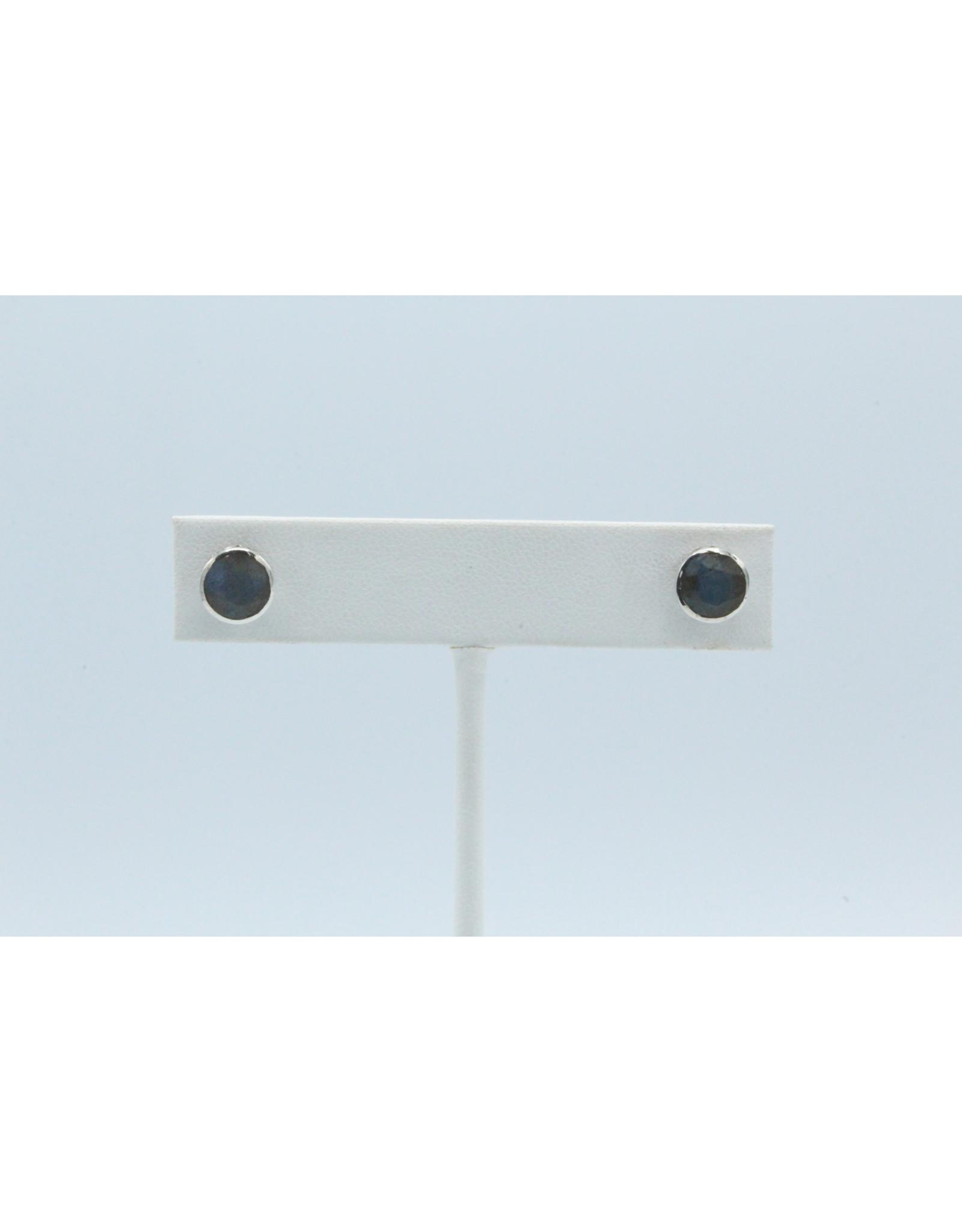 Labradorite Earrings - 104633