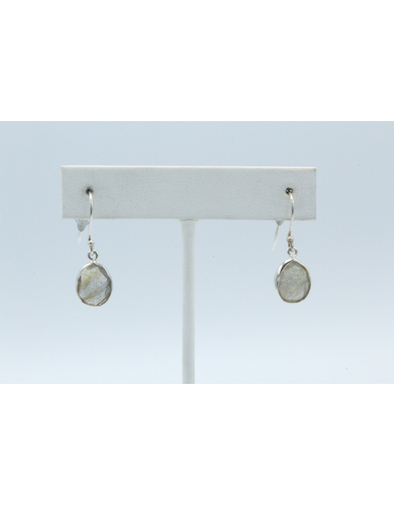 Labradorite Earrings - 101006