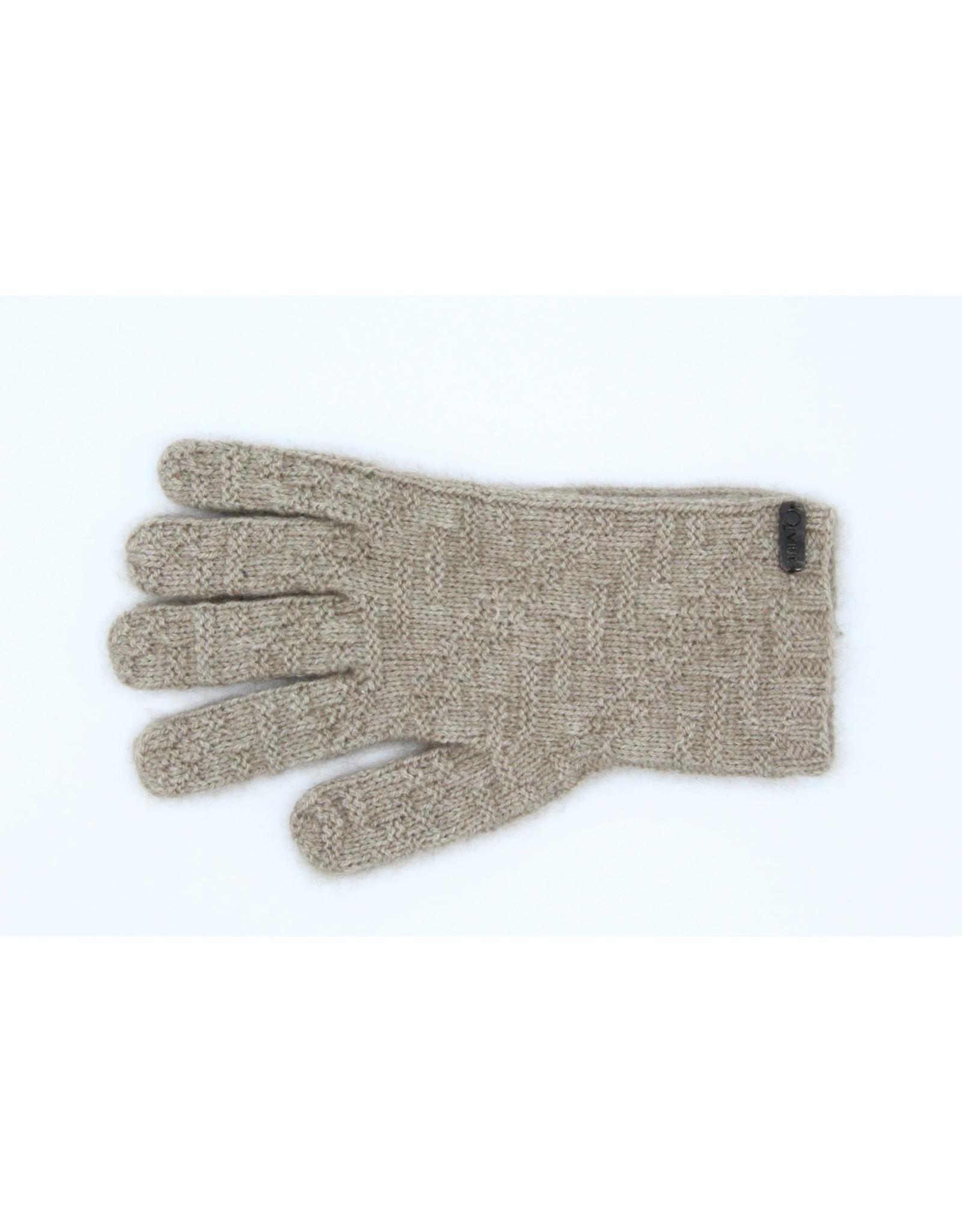 Casaca Gloves - 45% Qiviuk 45% Merino 10% Silk