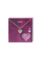 Pewter Charm Necklaces