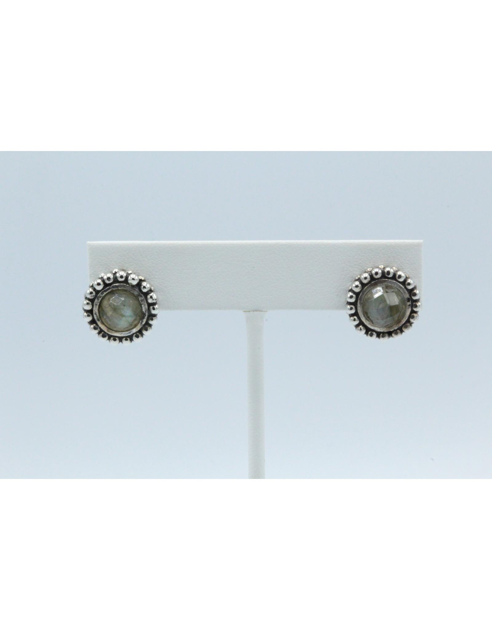 100557 Labradorite Earrings