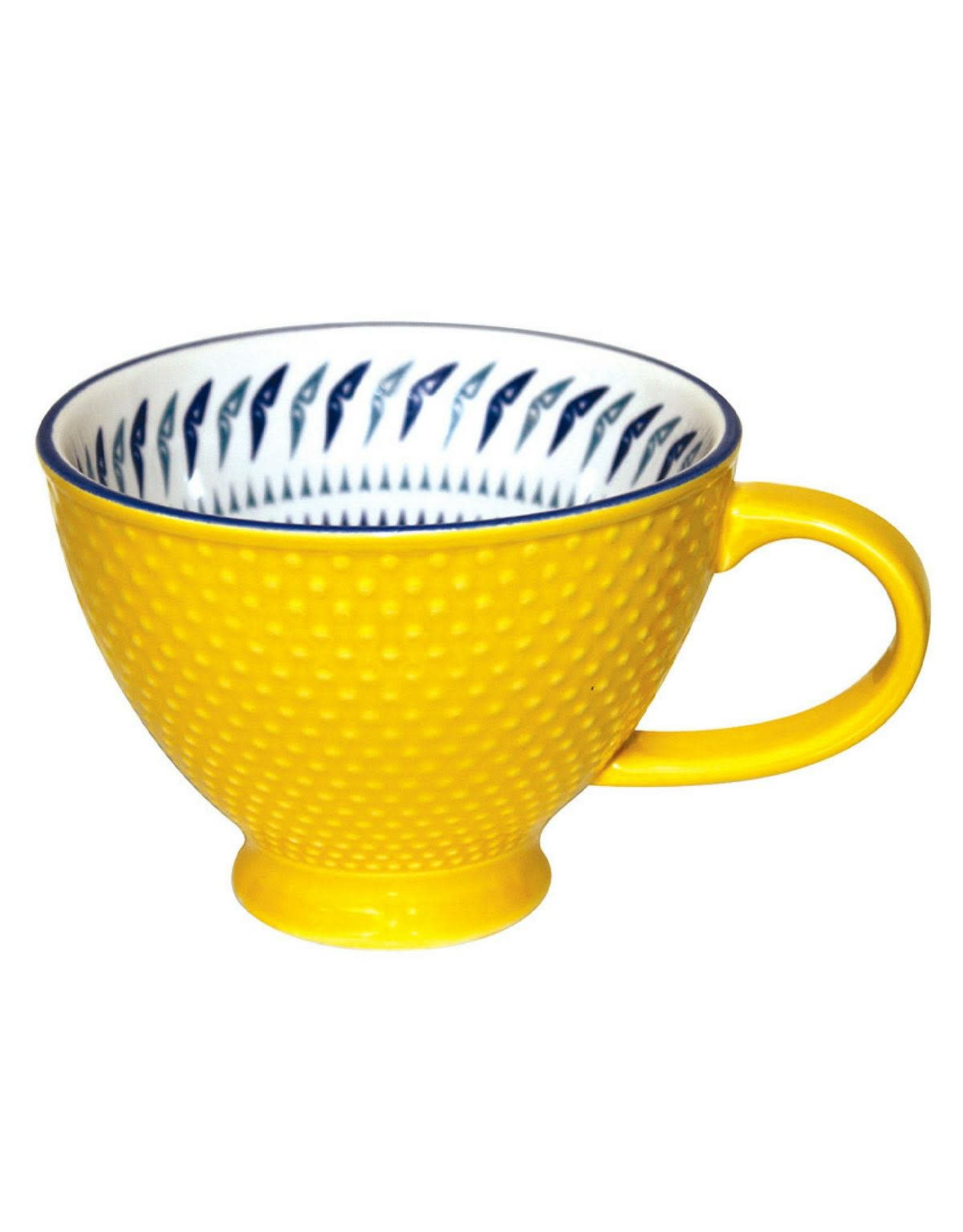 Porcelain Art Mug - Hummingbird By Maynard Johnny Jr.