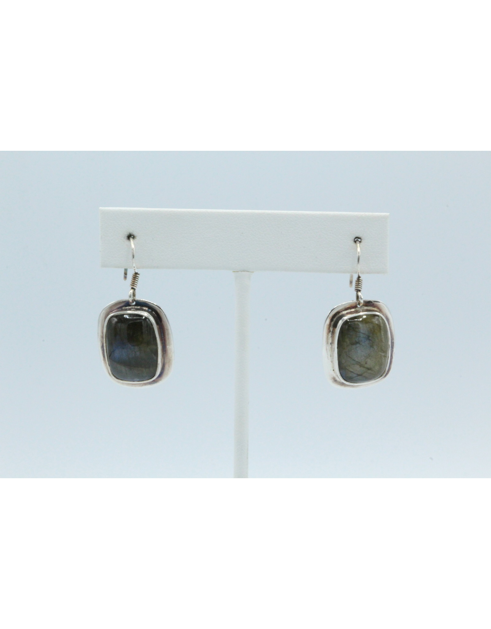 Boucle D'oreille Labradorite - 104406
