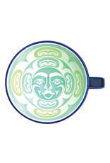 Porcelain Art Mug - Moon by Simone Diamond