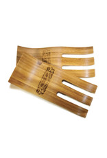 Bamboo Salad Hands - Bear by Corey W. Moraes