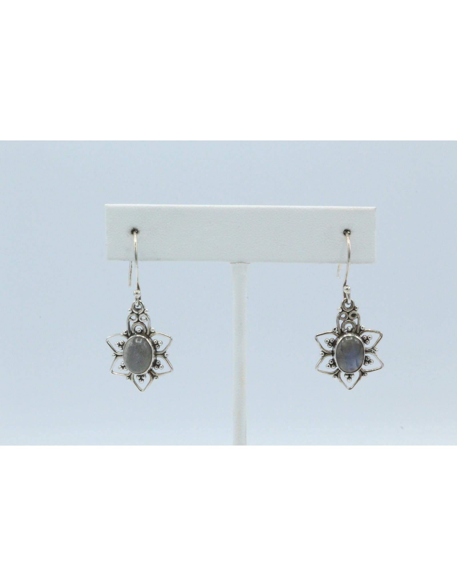 Labradorite Earrings - 104590