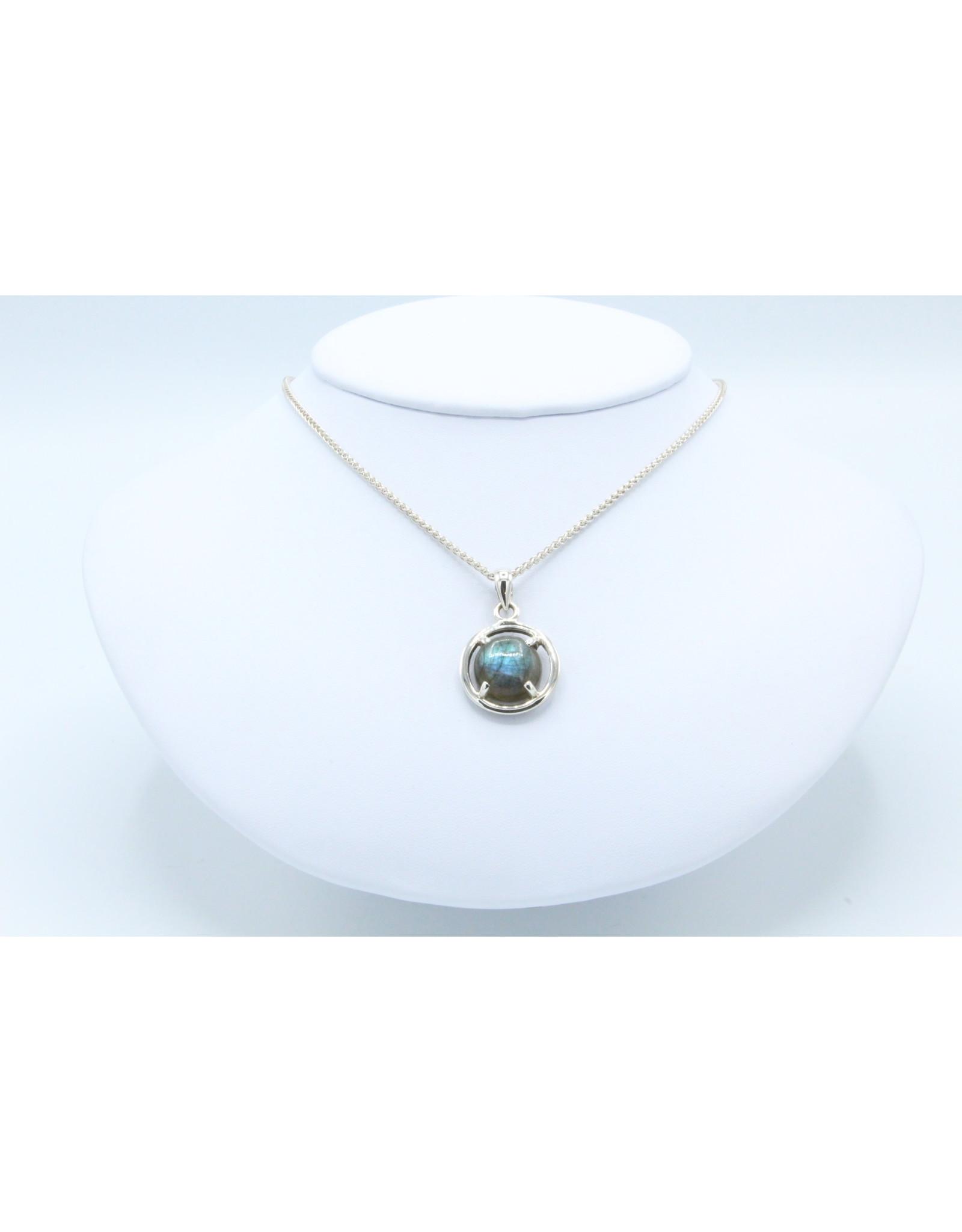 Collier en Labradorite - 104646