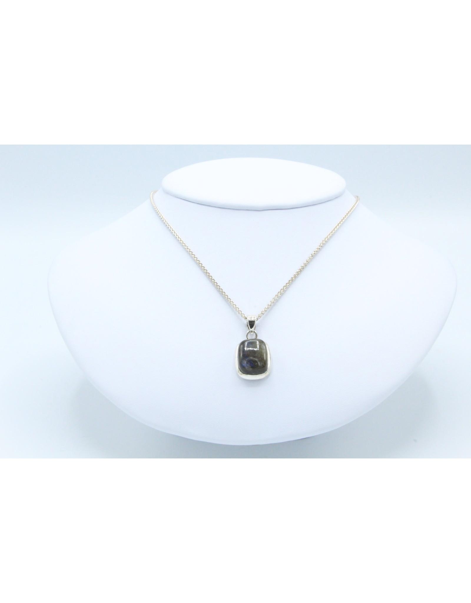 Labradorite Necklace - 104643