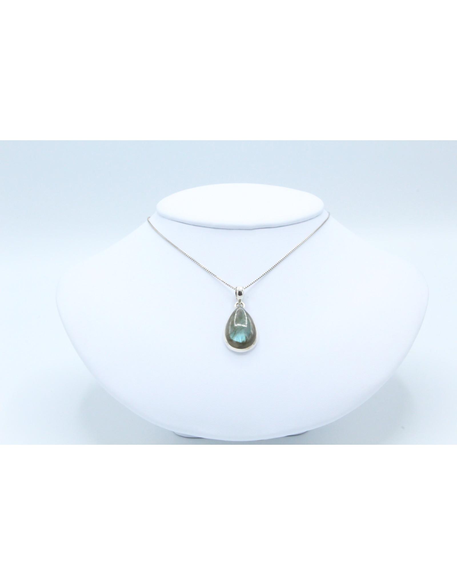 Labradorite Necklace - 104472