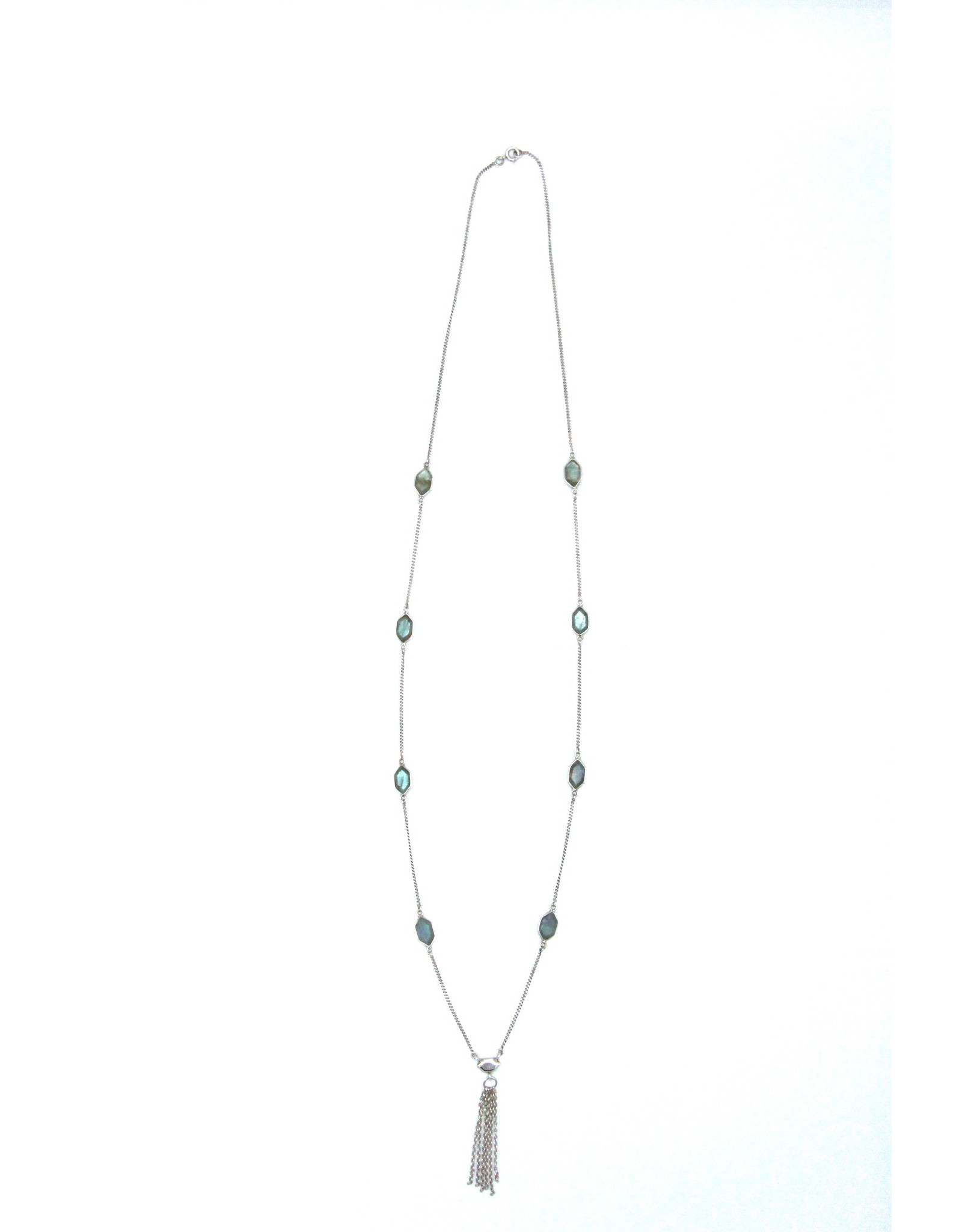 Labradorite Necklace - 102716