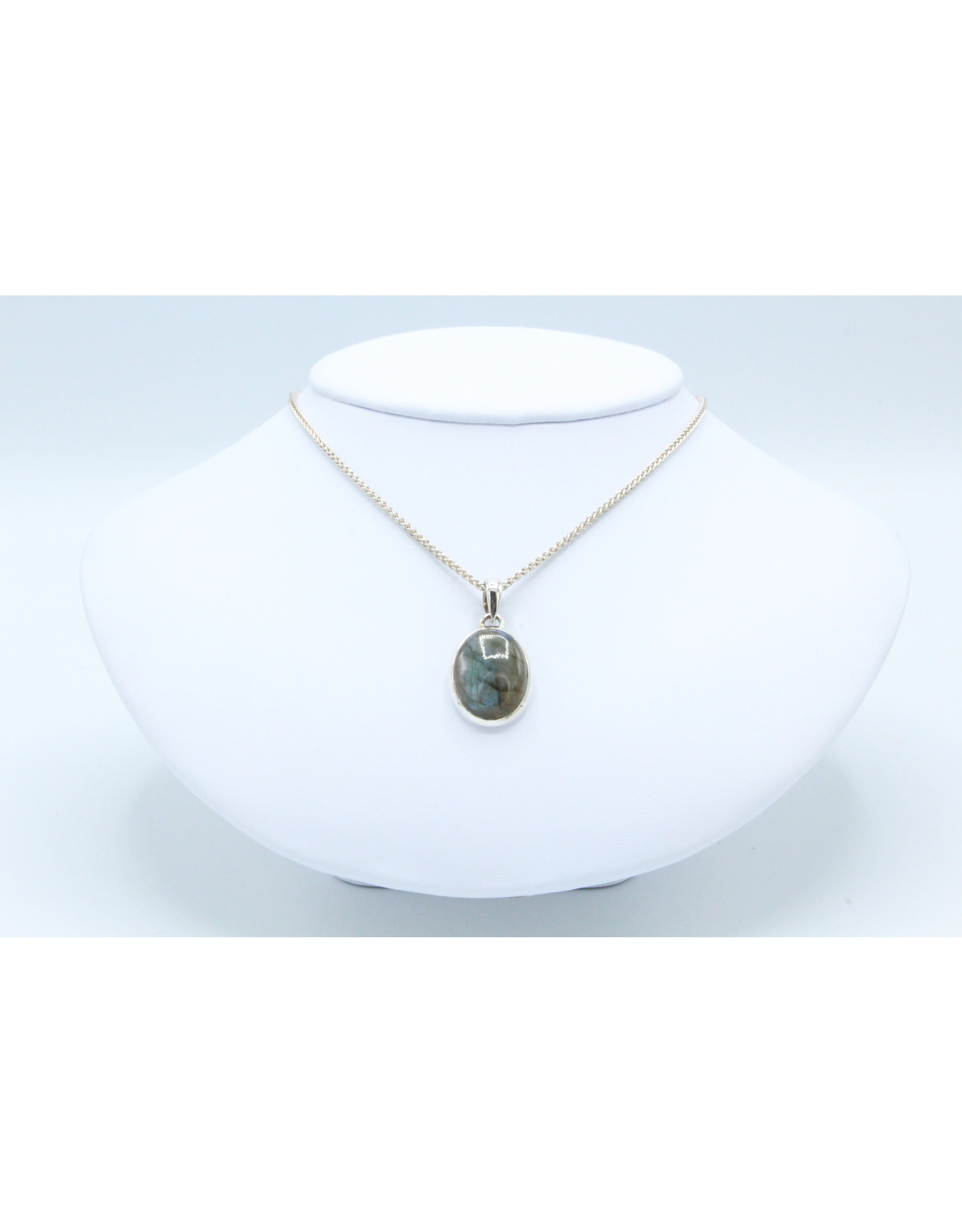 Labradorite Necklace - 104474