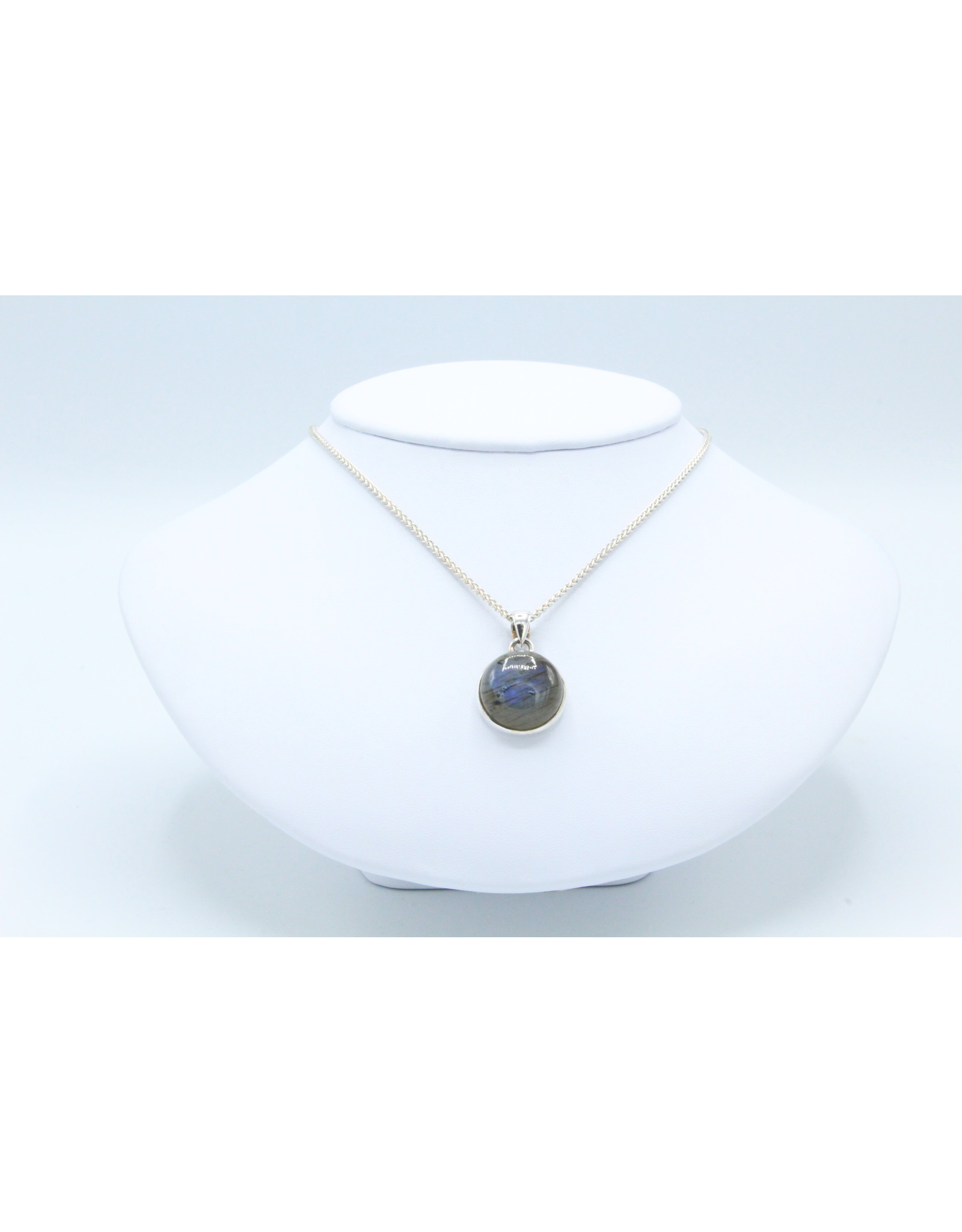 Labradorite Necklace - 104480