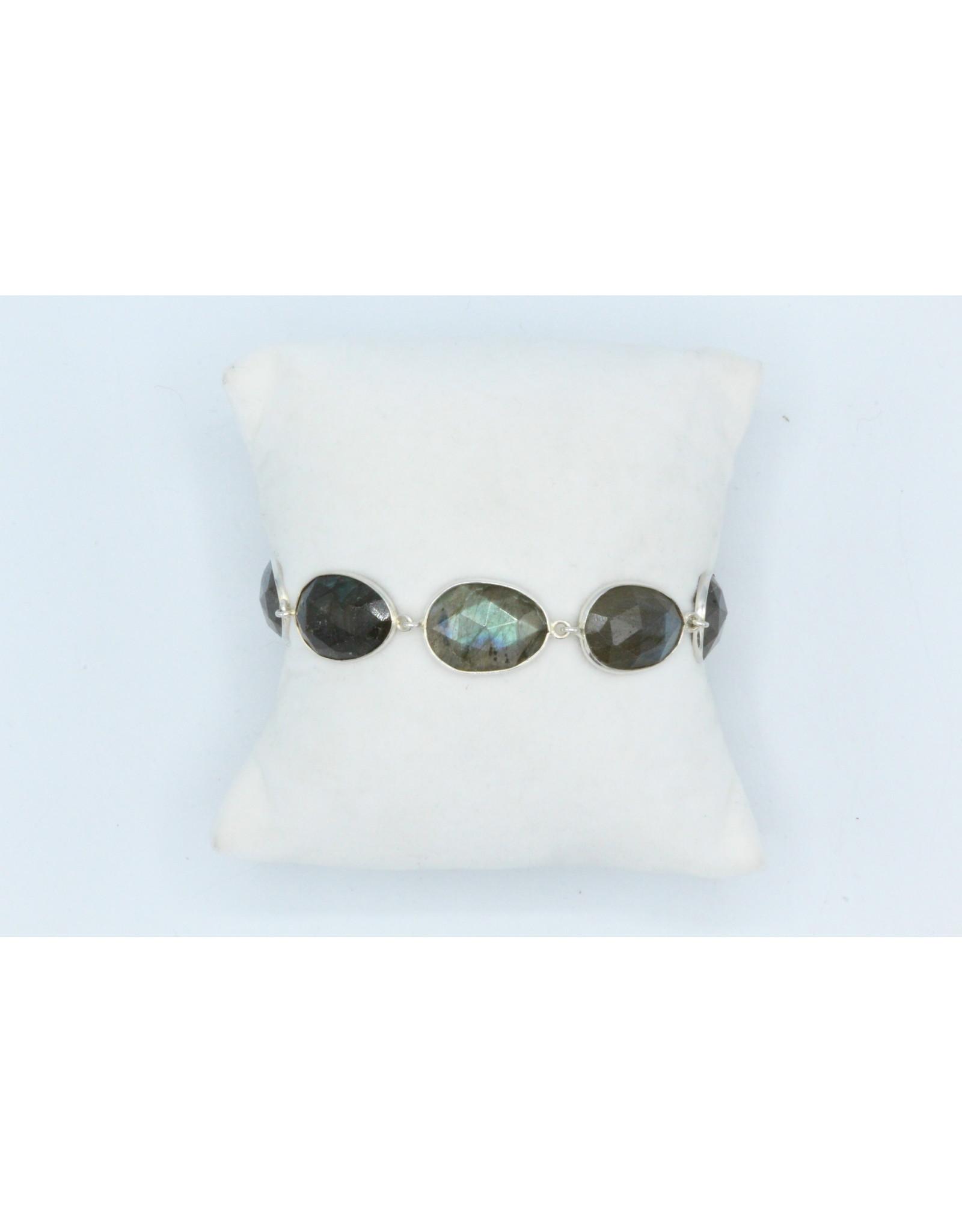 Labradorite Bracelet - 100379