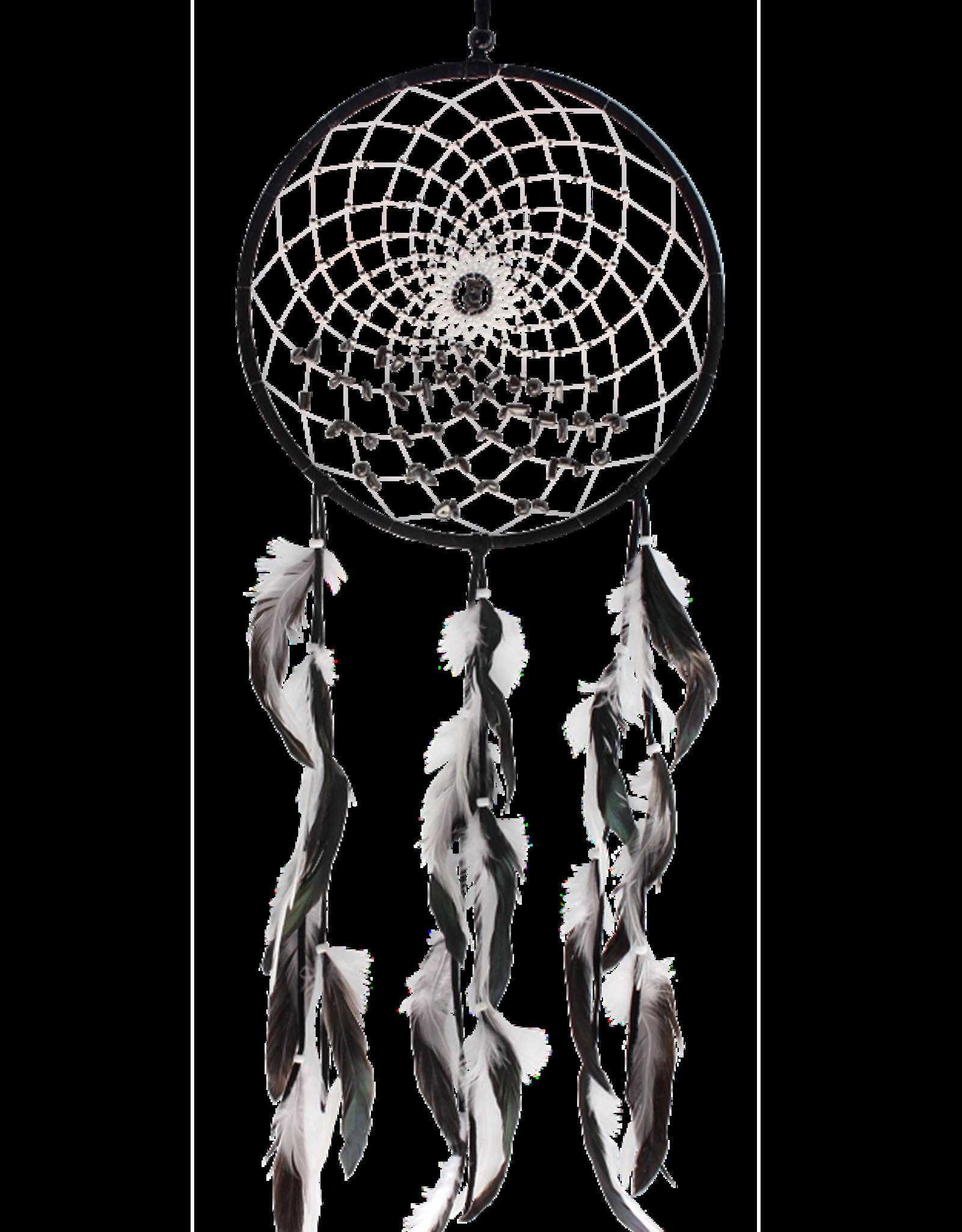 Dreamcatcher with Hematite Stones - DC830