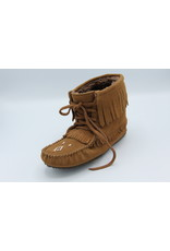 """""""Harvester"""" Suede Moccasin Boot (Lined)"""