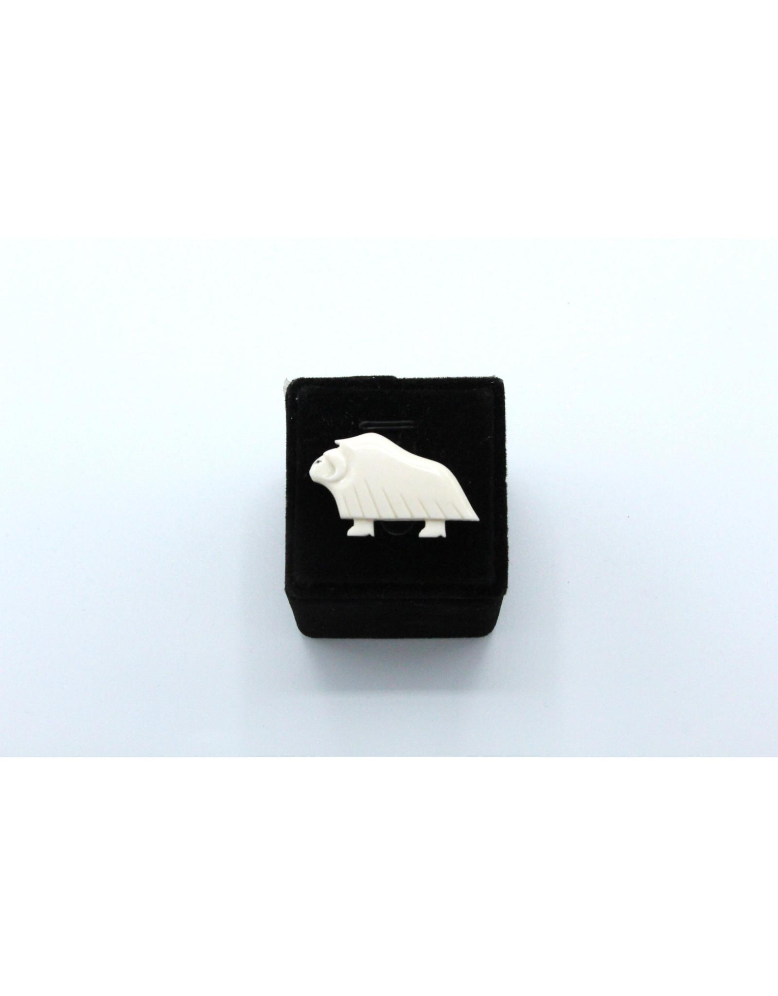 Broche de Boeuf Musqué - 852003664