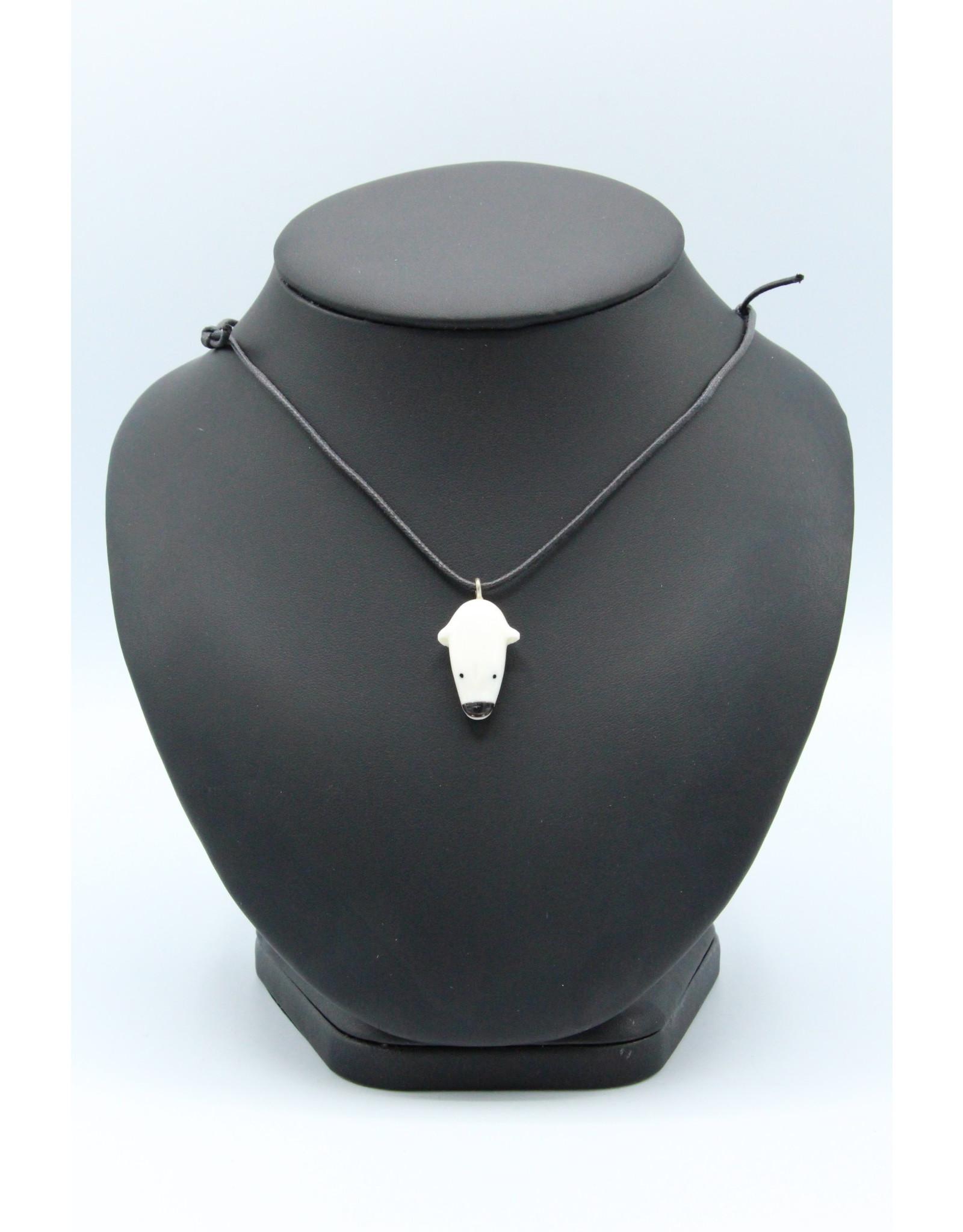 135 Bear Necklace