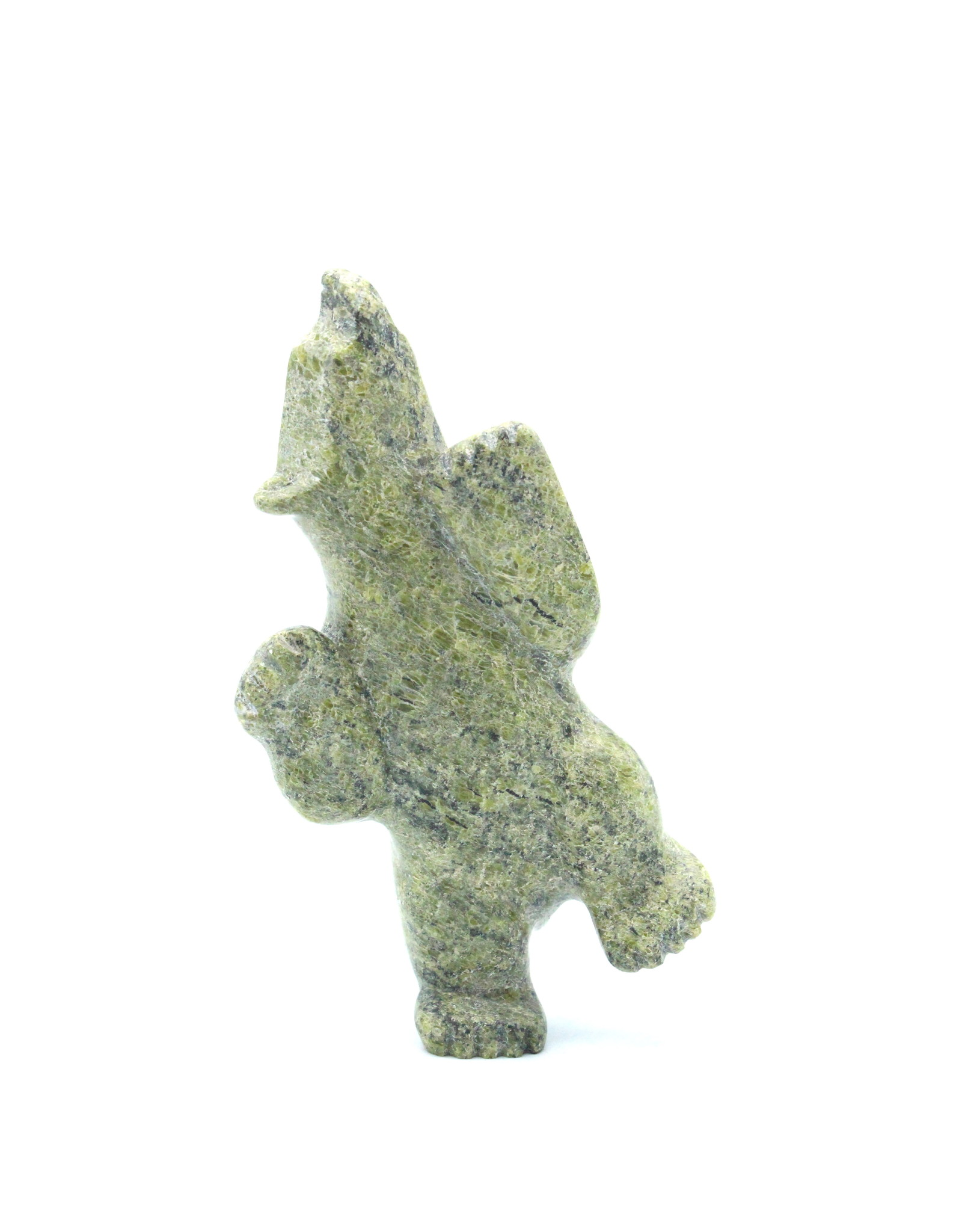8837L Dancing Bear by Johnny Papigatook