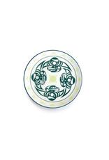 Porcelain Art Plate - Thunderbird by Dylan Thomas (PLATE17)