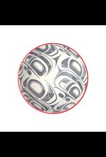 Small Art Bowl - Transforming Eagle by Ryan Cranmer (BOWLS12)