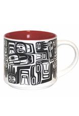 Ceramic Mug - Eagle Crest (CMUG23)