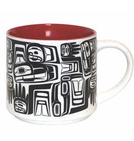 Ceramic Mug - Eagle Crest