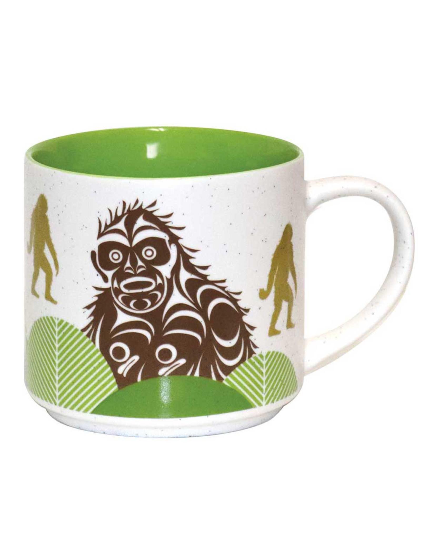 Ceramic Mug - Sasquatch (CMUG12)