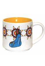 Ceramic Mug - Her Ribbon Dress (CMUG15)