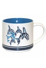Ceramic Mug - Orca Family (CMUG19)