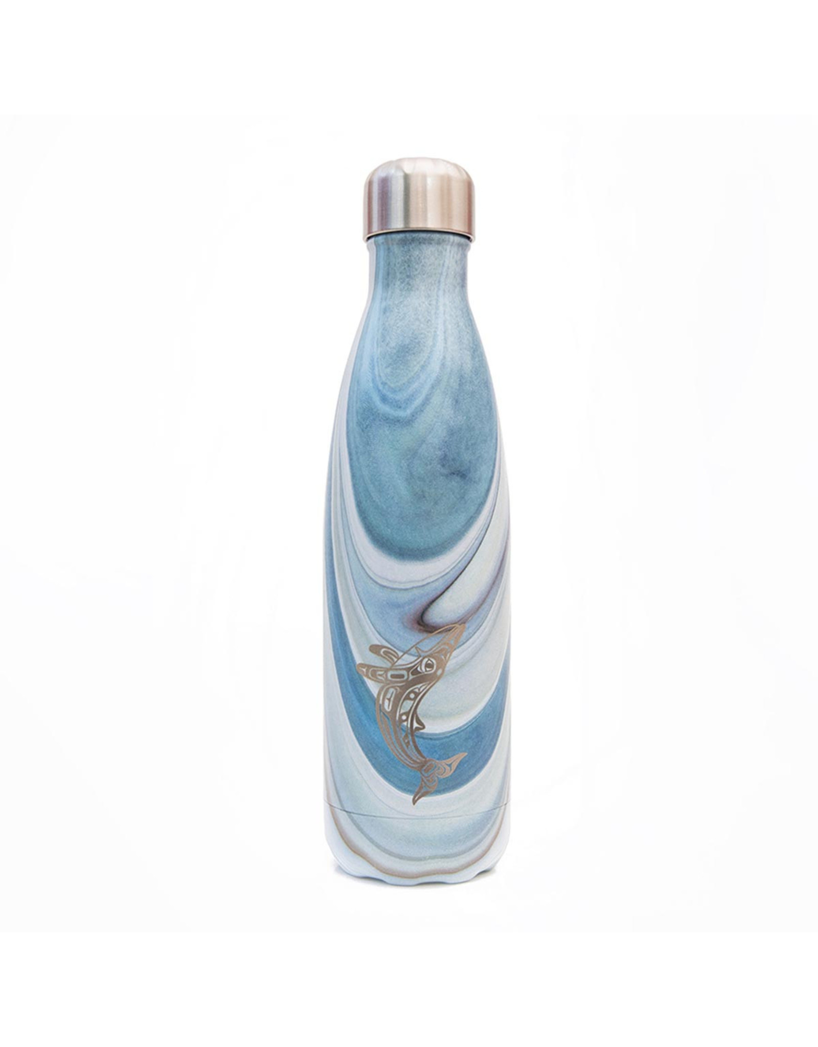 Insulated Bottle - Humpback Whale by Gordon White (BOT11)