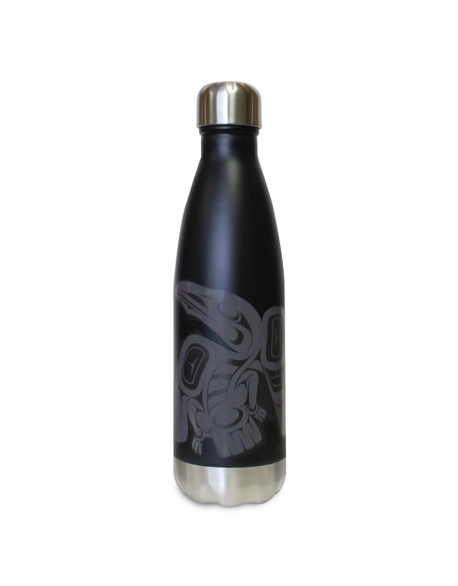 Insulated Bottle - Raven by Francis Horne Sr. (BOT81)