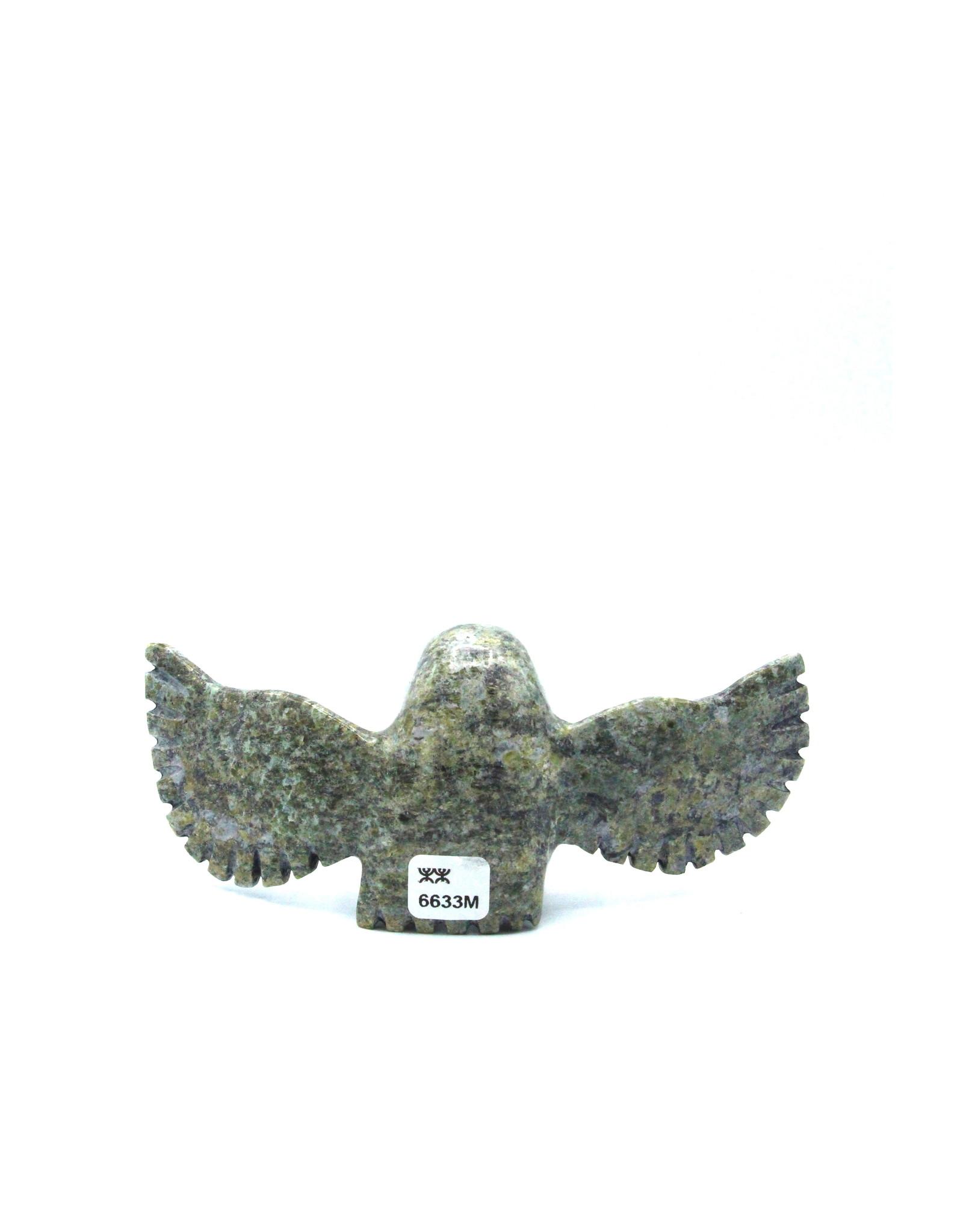 6633M Owl par Palaya Qiatsuq