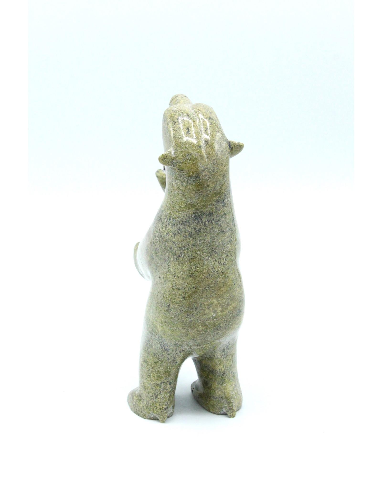 179-1264900 Dancing Bear by Eegeesiak Pitsiulak