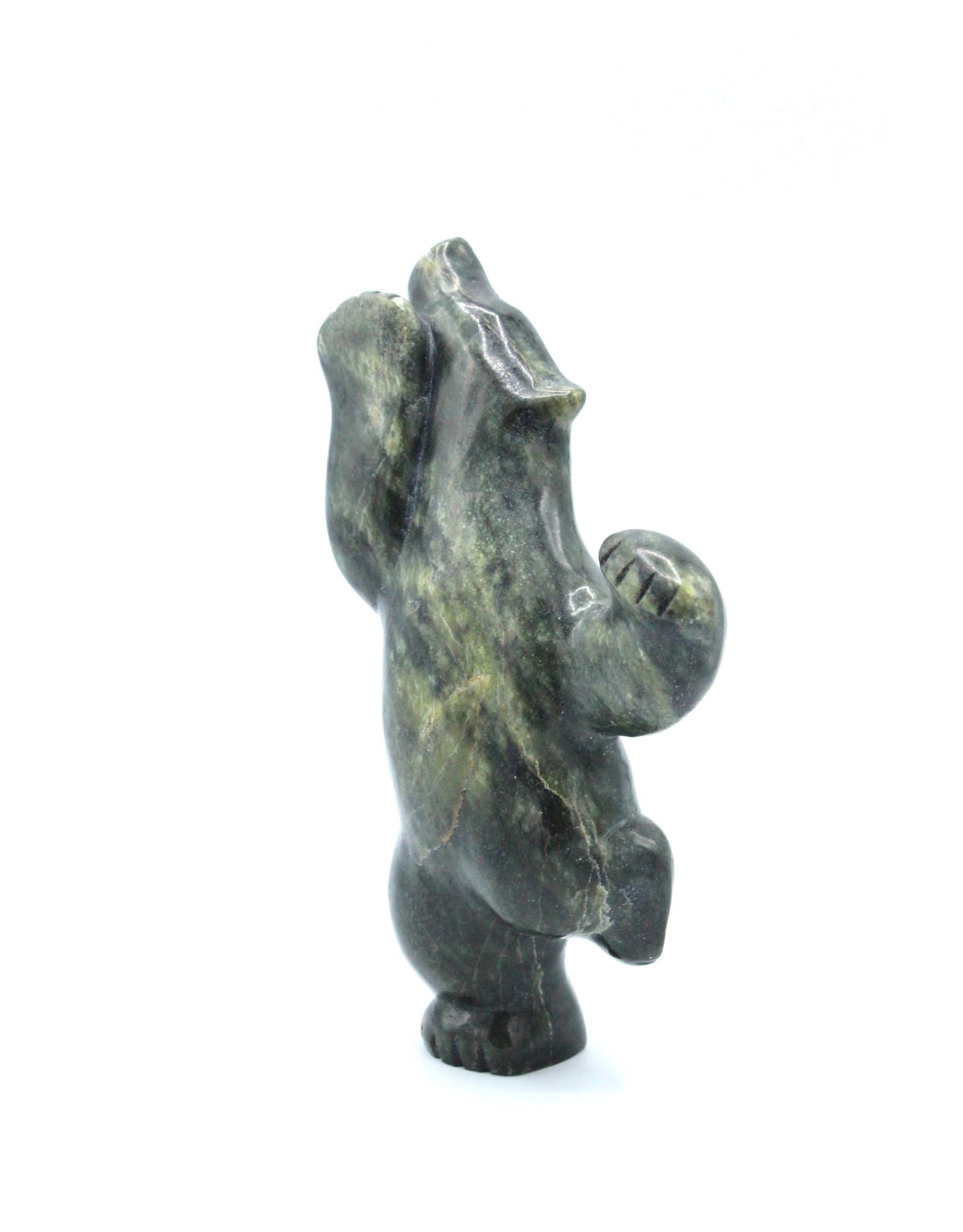 66665 Bear by Markosie Papigatook
